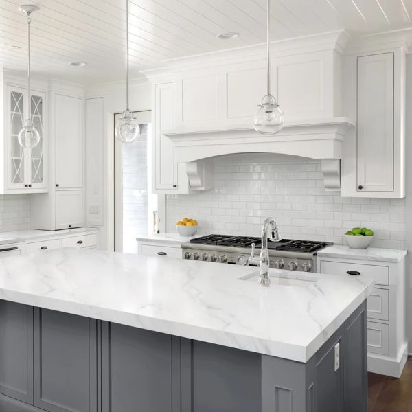 difference between marble and tiles